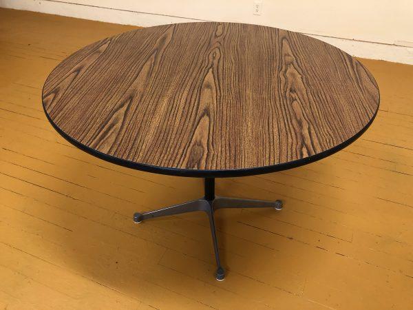Eames Herman Miller Vintage Laminate Table – $450