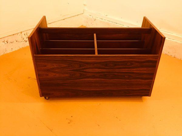 Bruksbo Large Rosewood Record Holder – $595