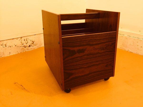 Bruksbo Small Rosewood Record Holder – $475