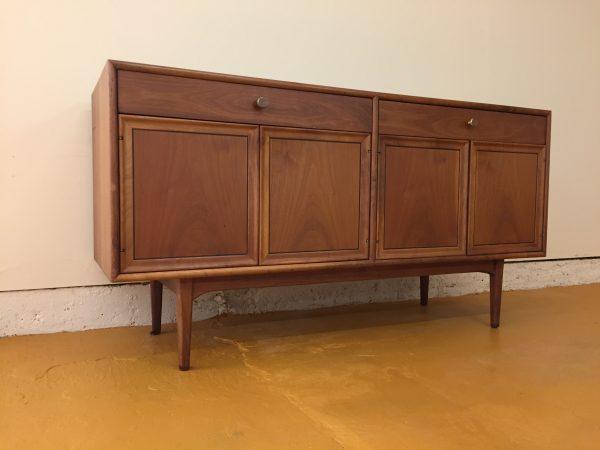 Drexel Declaration Walnut Sideboard Buffet – $1495