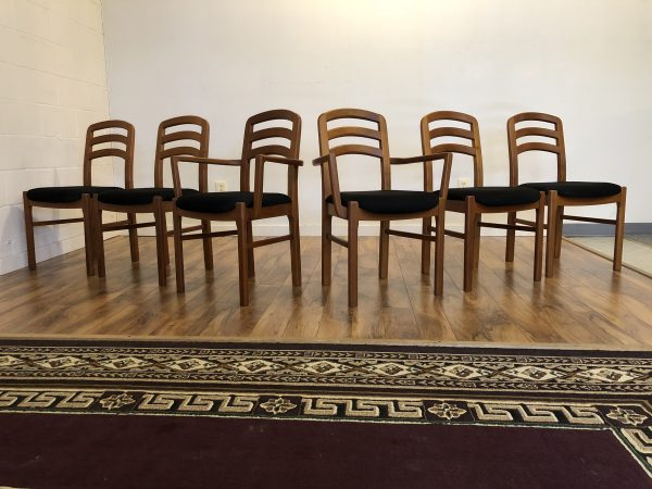 Benny Linden Teak Dining Chairs – $150 each