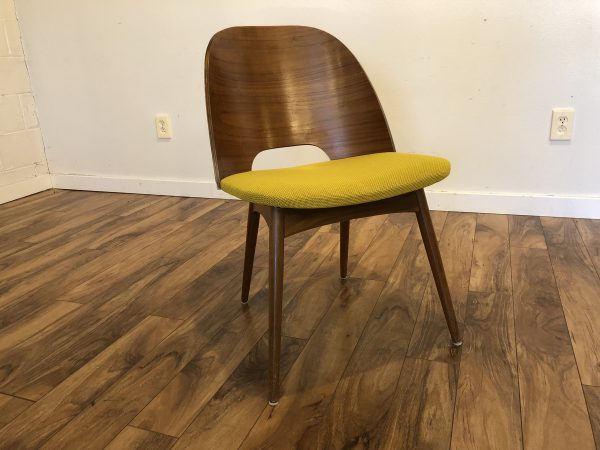 Mid Century Bent Wood Chair – $250
