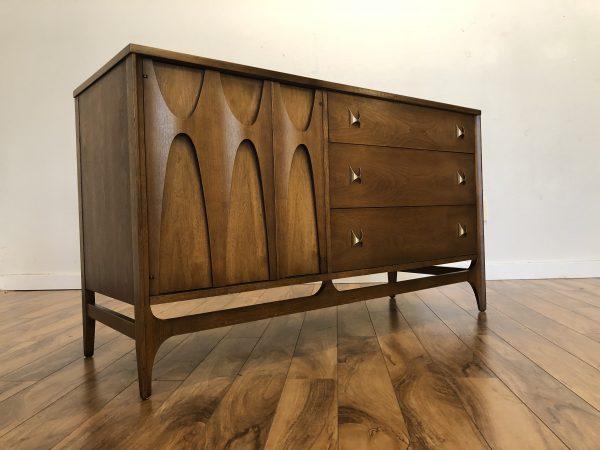 Broyhill Brasilia Compact Sideboard Credenza – $1195