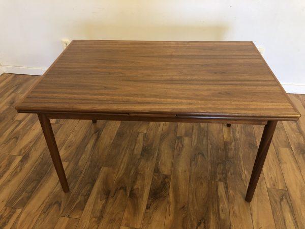 Danish Draw Leaf Dining Table – $1795