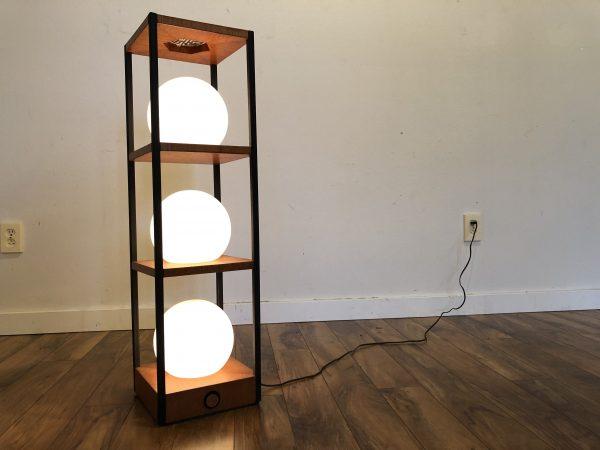 SOLD – Vintage 3 Tier Lamp