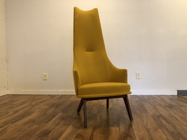 Pearsall Tall Mid Century Chair – $1195