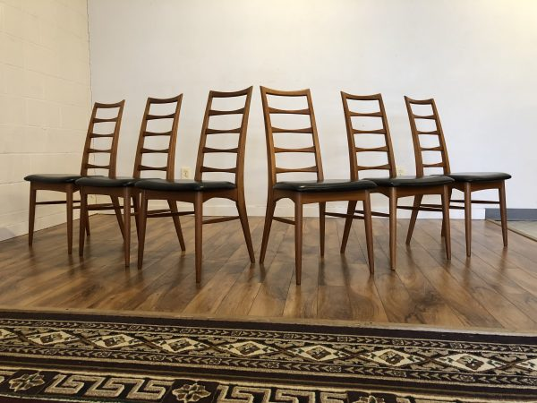 Koefoeds Hornslet Lis Dining Chairs, Set of 6 – $2595