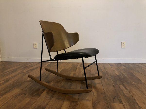 Kofod Larsen Penguin Rocking Chair – $895