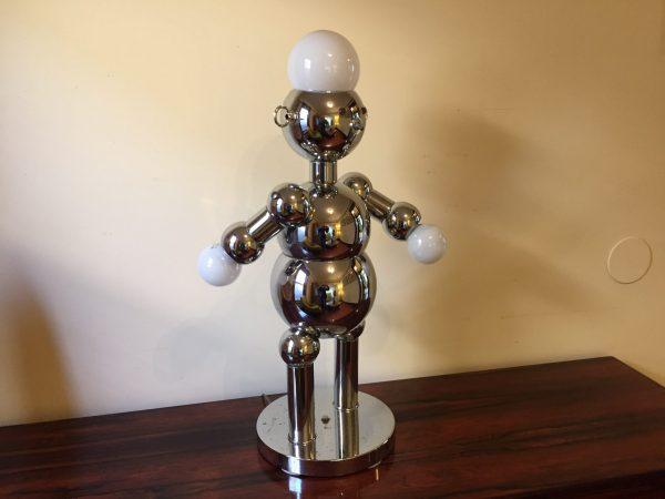 Torino of Italy Vintage Robot Lamp – $2495