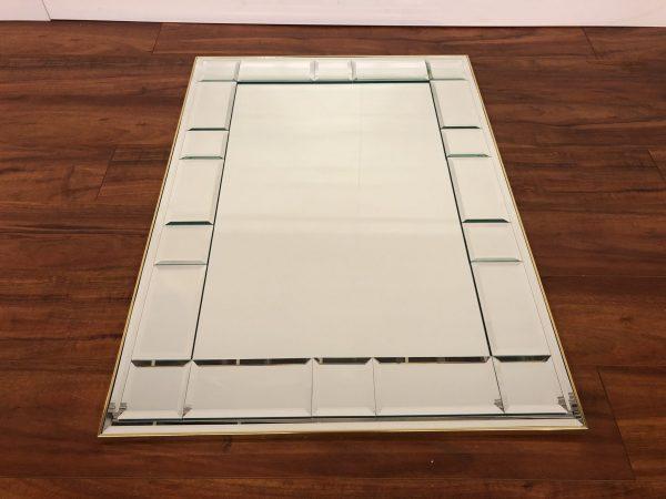 La Barge Rectangular Mirror – $750