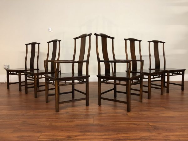 Baker Far East Collection Dining Chairs – $3395