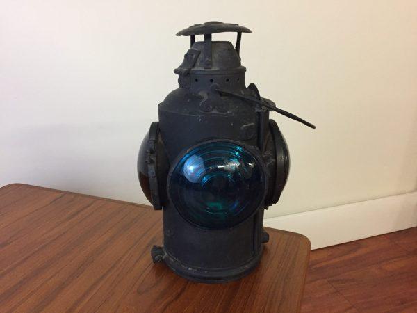 HLP Antique Railway Lantern – $295