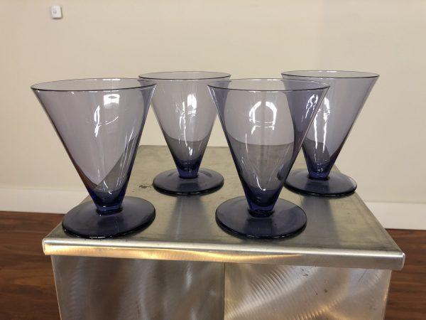 Calvin Klein Vintage Cocktail Glasses Set – $65