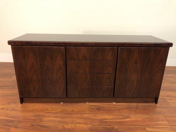 Christian Linneberg Danish Rosewood Sideboard – $1395