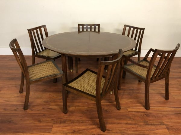 Baker Michael Taylor Far East Dining Set – $3995