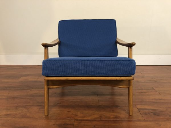 Mid Century Vintage Lounge Chair – $995