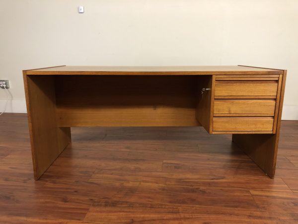 Peter Lovig Nielsen Danish Teak Desk – $795