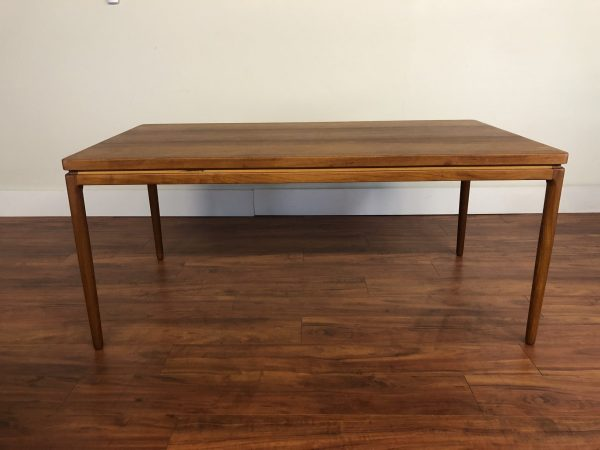 SOLD – Johannes Andersen Large Teak Dining Table
