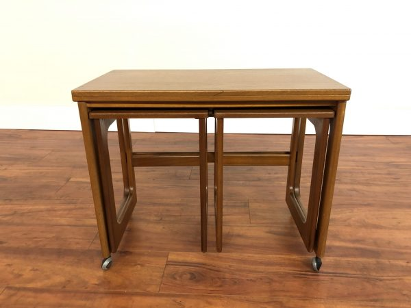 McIntosh Triform Nesting Tables – $895