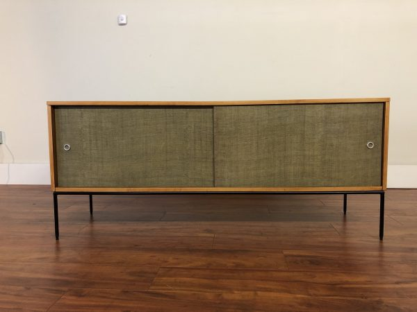 Paul McCobb Planner Group Vintage Credenza – $2995