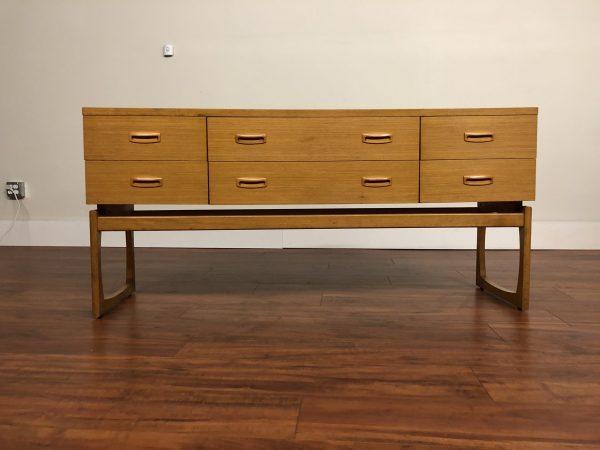 G-Plan Quadrille Vintage Dresser – $595