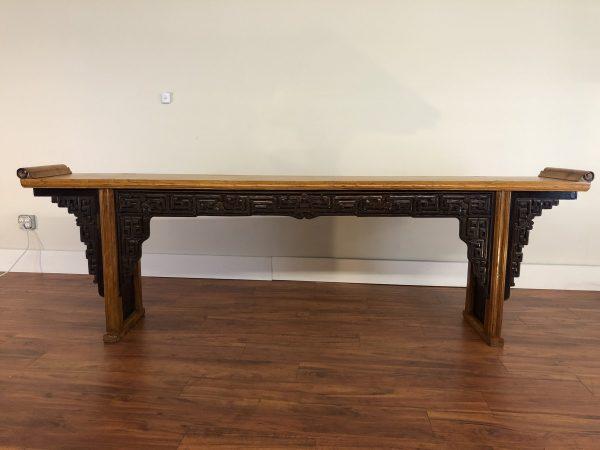Antique Chinese Long Altar Table – $2495