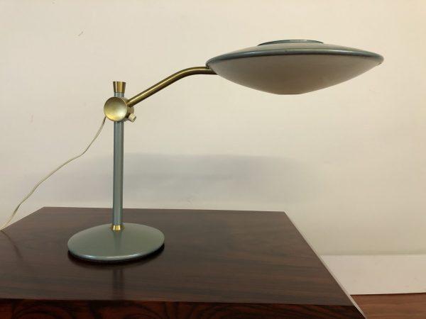 SOLD – Vintage Dazor Flying Saucer Lamp
