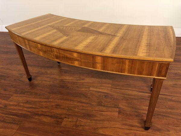 SOLD – Curtis Erpelding Cherry Crescent Desk
