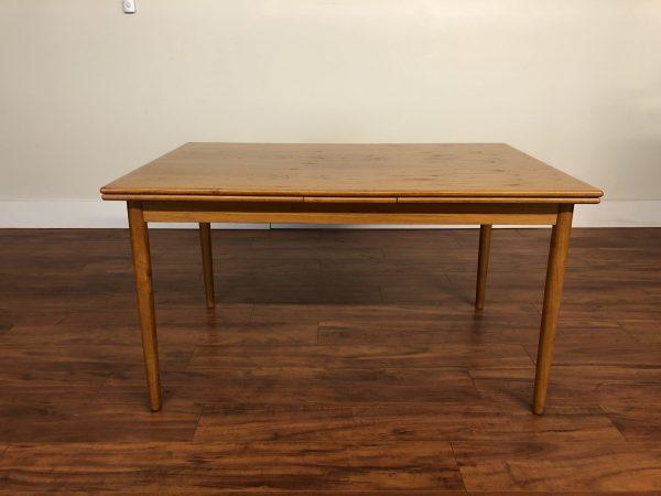 AR Danish Teak Draw Leaf Dining Table – $1495