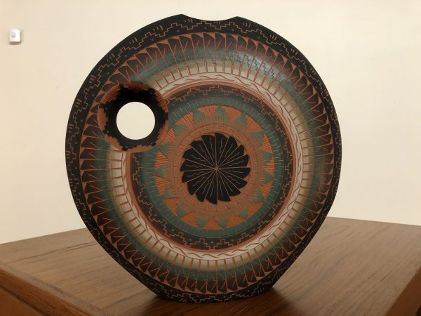J. Watson Navajo Moon Vase – $295