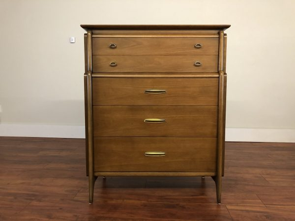 Drexel Projection Highboy Dresser – $1095