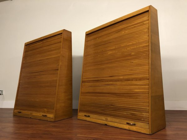 Vintage Newsstand Cabinets – $995 Each