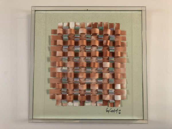 Greg Copeland Mixed Media Shadowbox Sculpture – $750