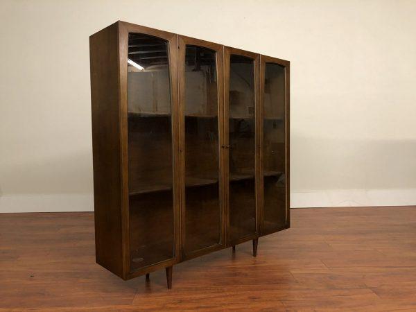 SOLD – Broyhill Emphasis Vintage Bookcase / Cabinet