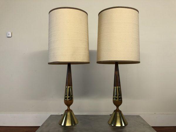Tony Paul Westwood Lamps Pair – $1095