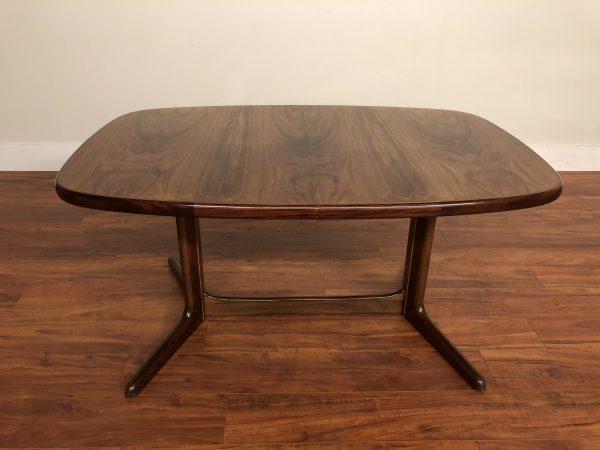 Rasmus Vintage Rosewood Dining Table – $750