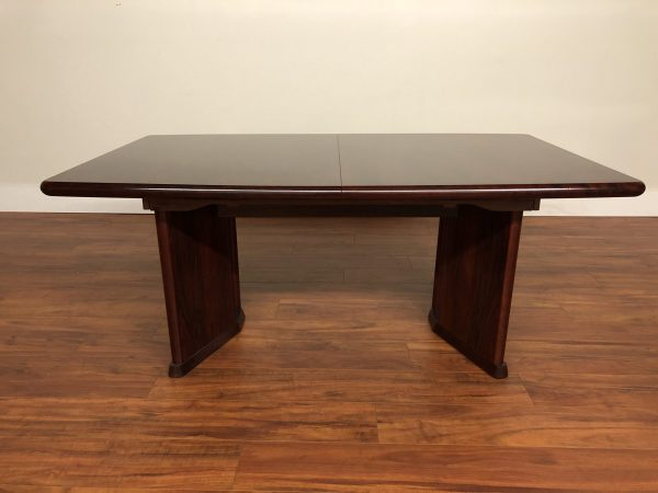 SOLD – Danish Rosewood Vintage Dining Table