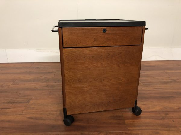 SOLD – Geoff Hollington Relay Rolling File Cabinet