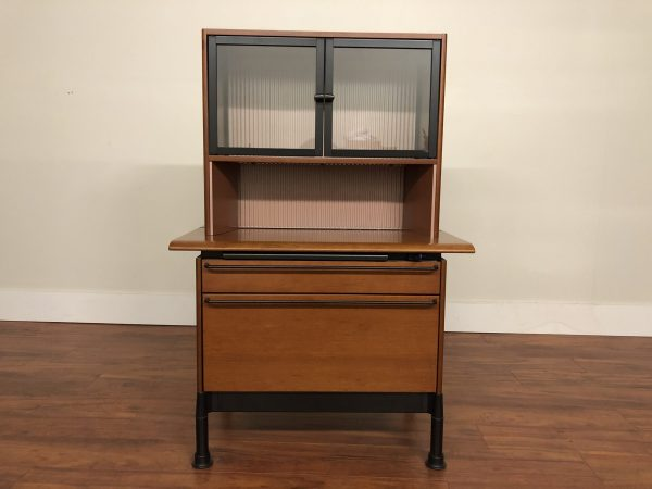 Geoff Hollington Relay Small Hutch with Cabinet – $975