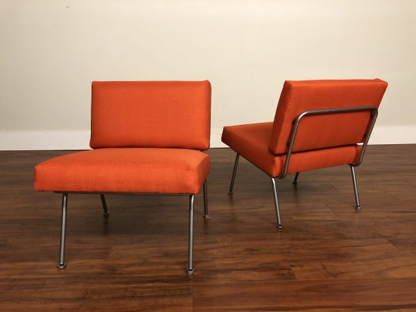 Florence Knoll Vintage Model 31 Chairs Pair – $3195