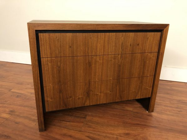 Dillingham Walnut 3 Drawer Small Dresser – $795