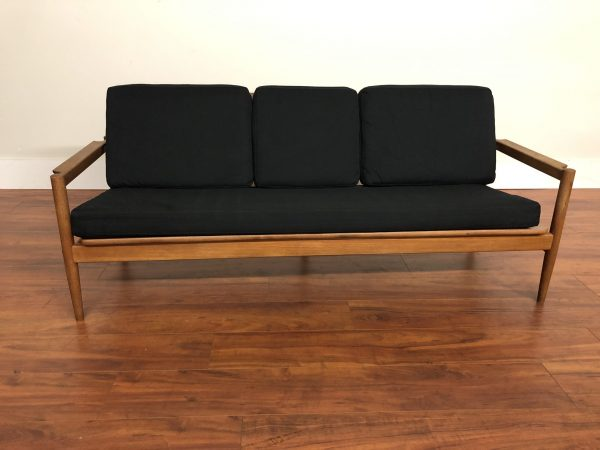Børge Jensen & Sønner Vintage Teak Sofa – $1750