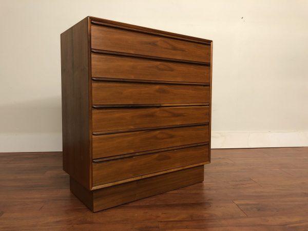Westnofa Vintage Teak Highboy Dresser – $1350