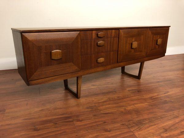 Stonehill Furniture Sled Leg Teak Sideboard – $1595