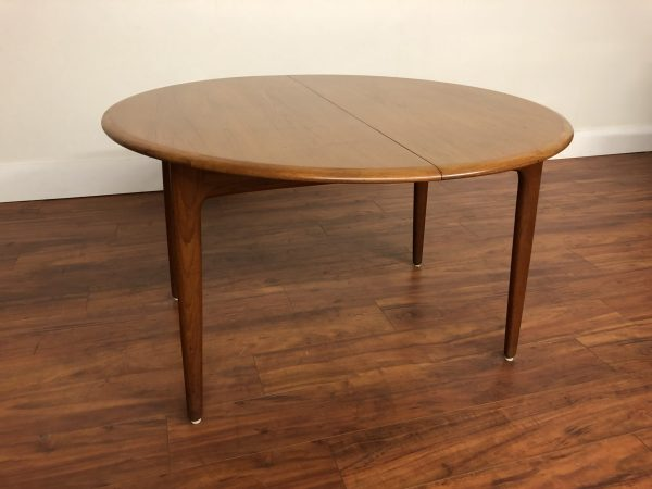 Moreddi Danish Teak Round Dining Table – $1250