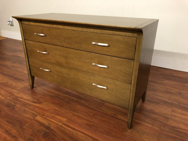 Drexel Profile Vintage Three Drawer Dresser – $1095