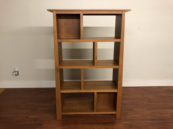 SOLD – Double Sided Room Divider Bookcase