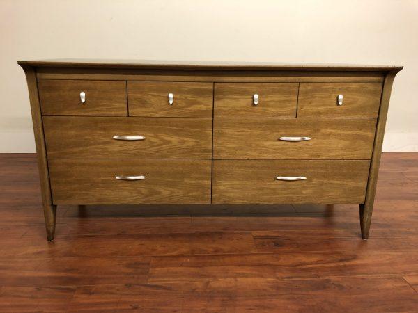 Drexel Profile Vintage 8 Drawer Lowboy Dresser – $1250