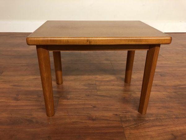 SOLD – Danish Teak Vintage Side Table