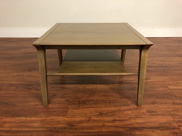 Drexel Profile Vintage Corner Table – $395